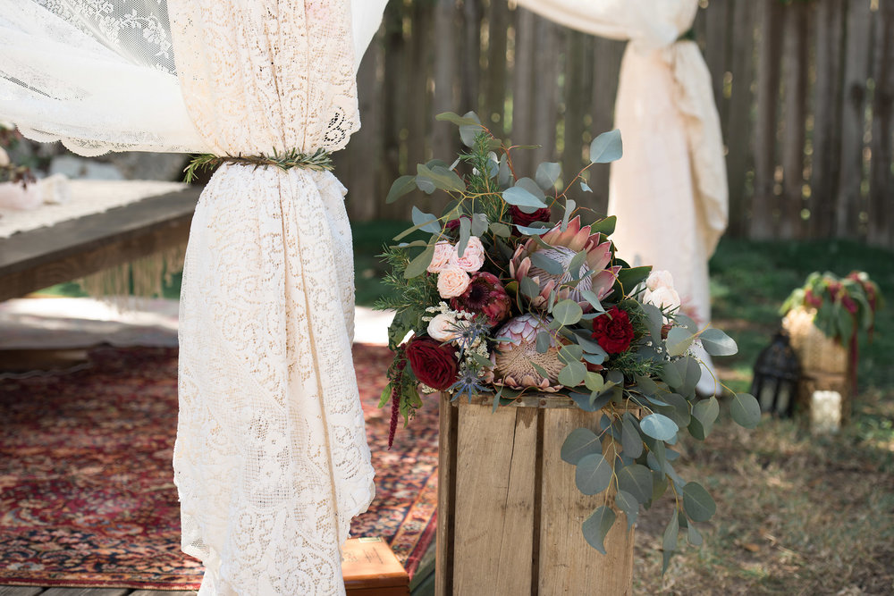 Boho Event Wedding Designer Tampa Florida