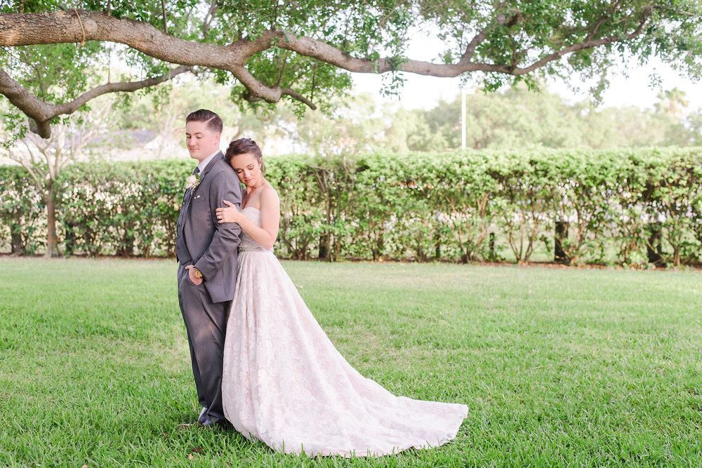 Davis Islands Garden Club Wedding Tampa — Ever After Vintage Weddings