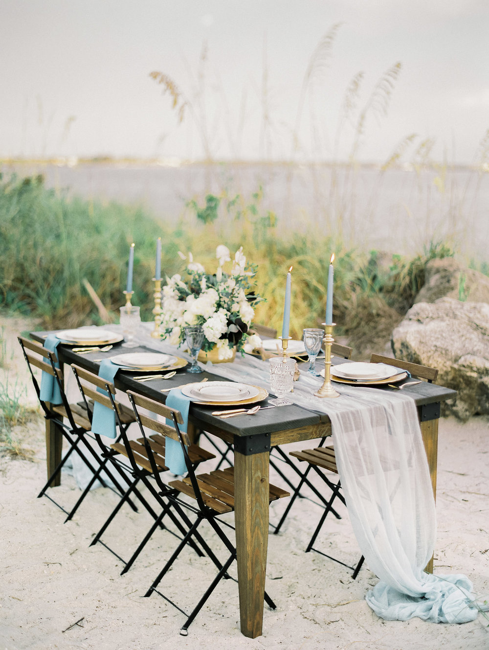 Tampa Farm Table Rentals