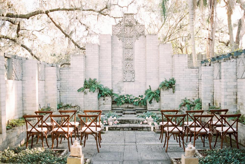 Historic Outdoor Wedding Maitland Art Center Orlando Florida — Ever ...