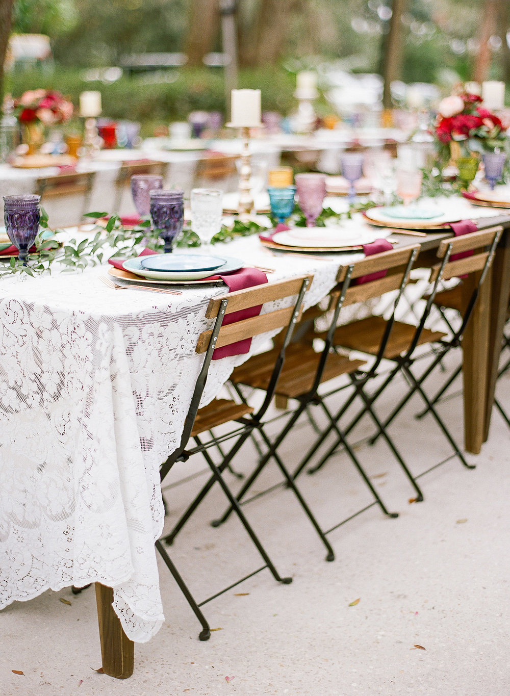 Farm Table Rentals Lakeland