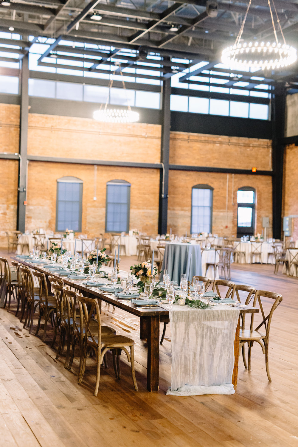 Romantic Industrial Wedding Tampa