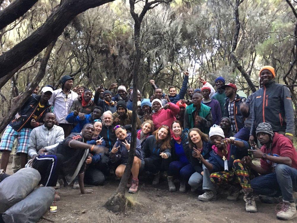 Ashante Sana Kilimanjaro