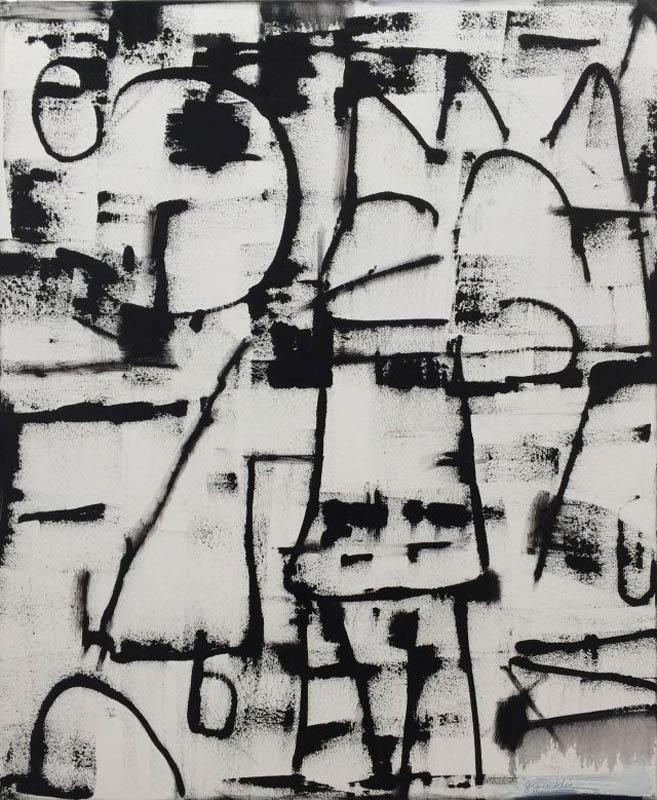 "Wilderness Road 2  48""x60"" | Oil on Canvas | Gloria Gaddis"