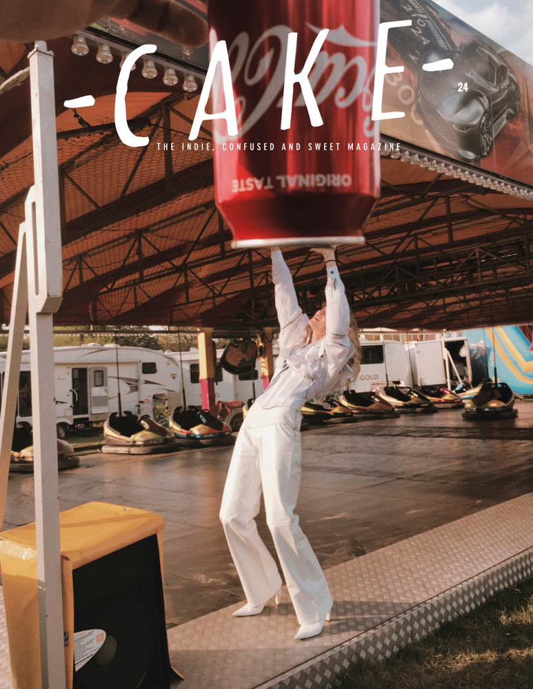 michał koszek - CAKE Magazine