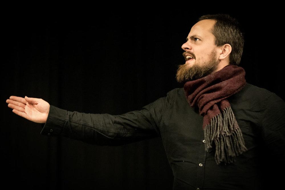 """Fra """"Abraham i Bibelen og Koranen"""" Foto: Lars Opstad / Kulturtanken"""