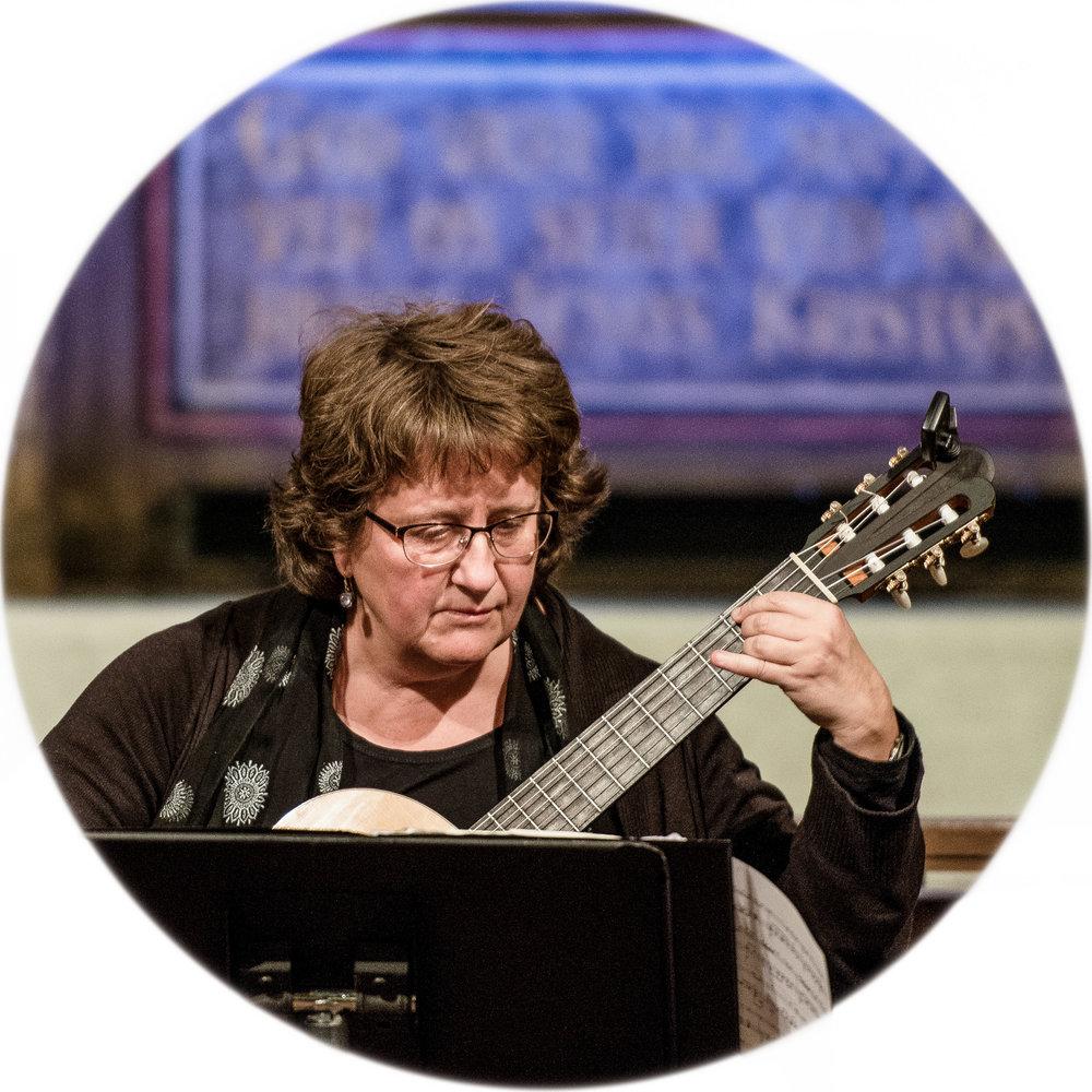Ulla Käll - gitar