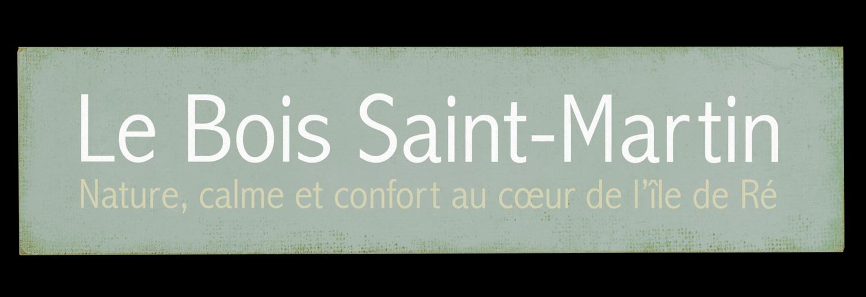 Le Bois Saint Martin # Le Bois Saint Martin