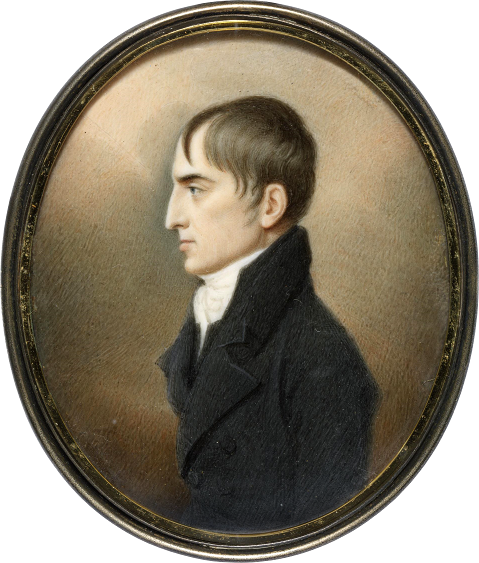 Robert Emmet (Courtesy of the National Gallery of Ireland)