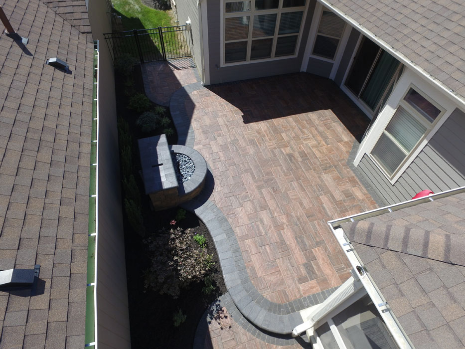 Arwood Paver Patio