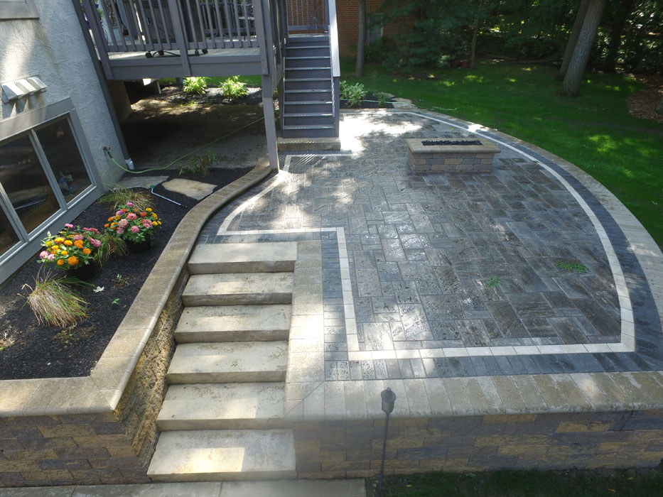 Barnhart Custom Patio