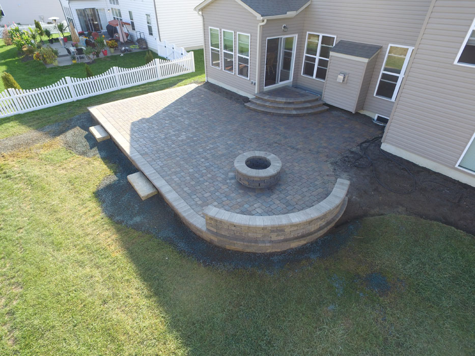 Burlingame Paver Patio
