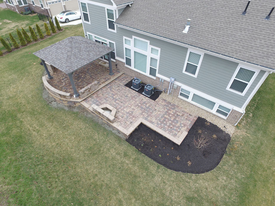 Fry Paver Patio