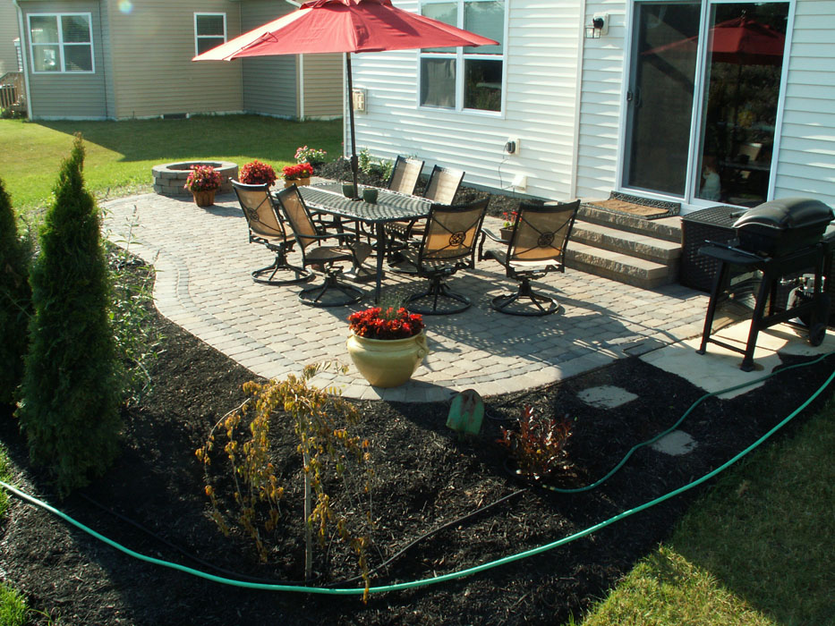 Hafer Small Patio