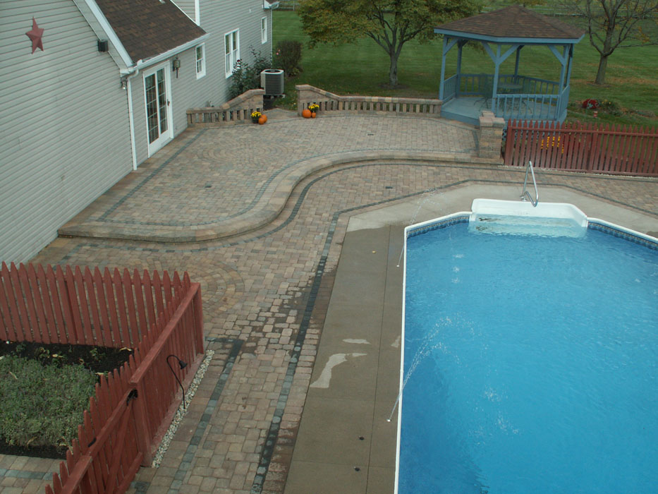 Karcher Pool Deck Patio