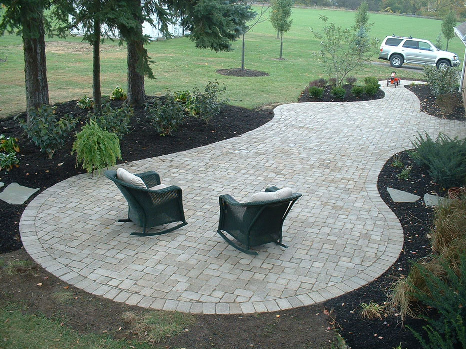Ledbetter Paver Patio