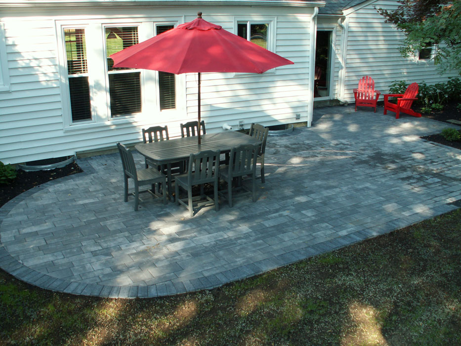 Murray Small Paver Patio