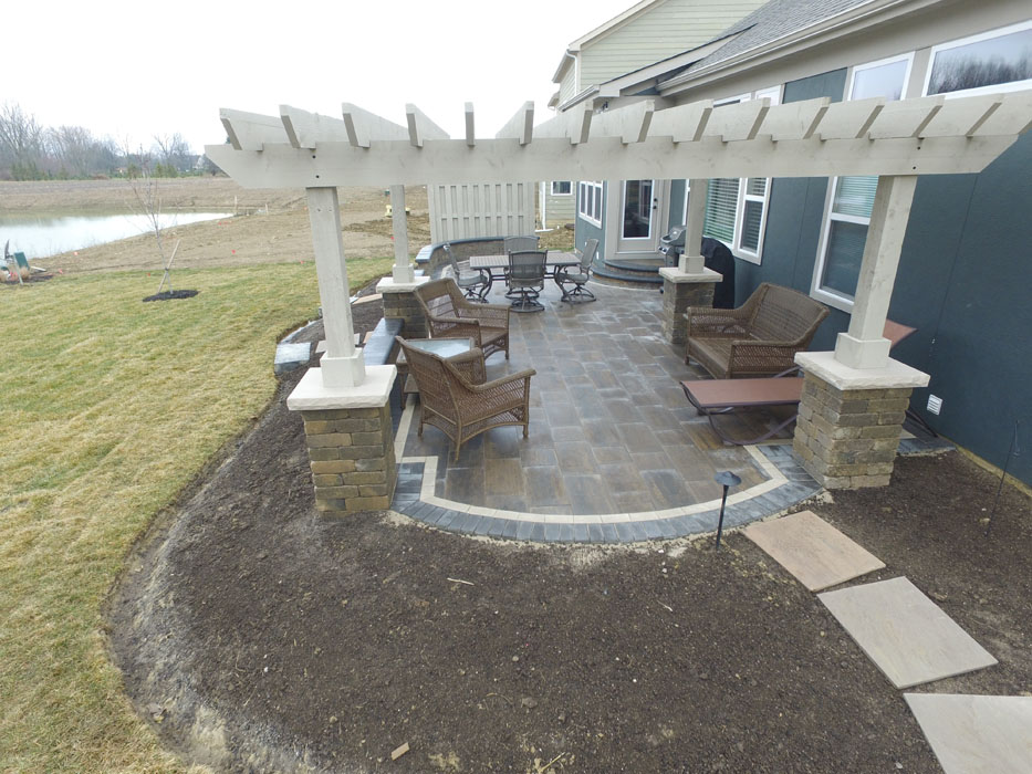 Reinbolt Patio Side View