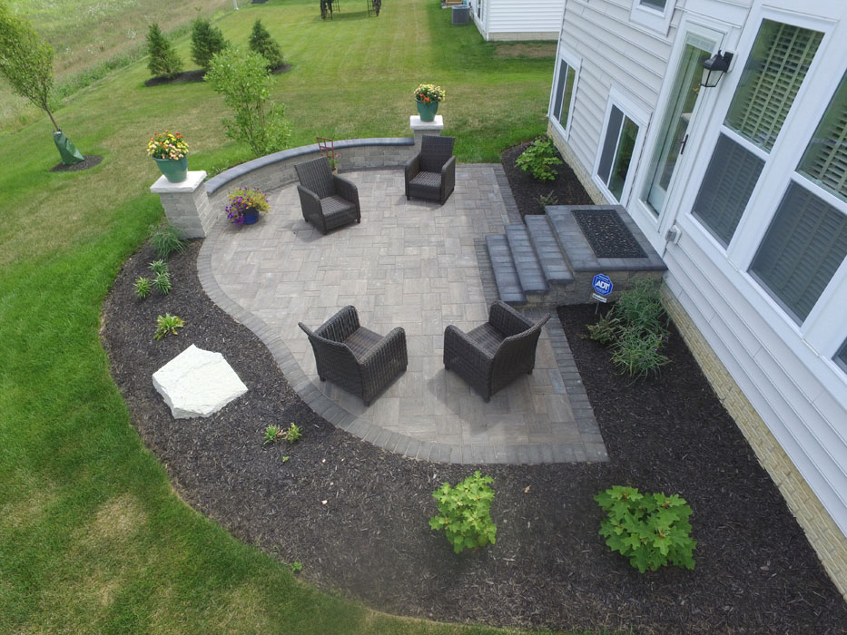 Sarver Small Patio