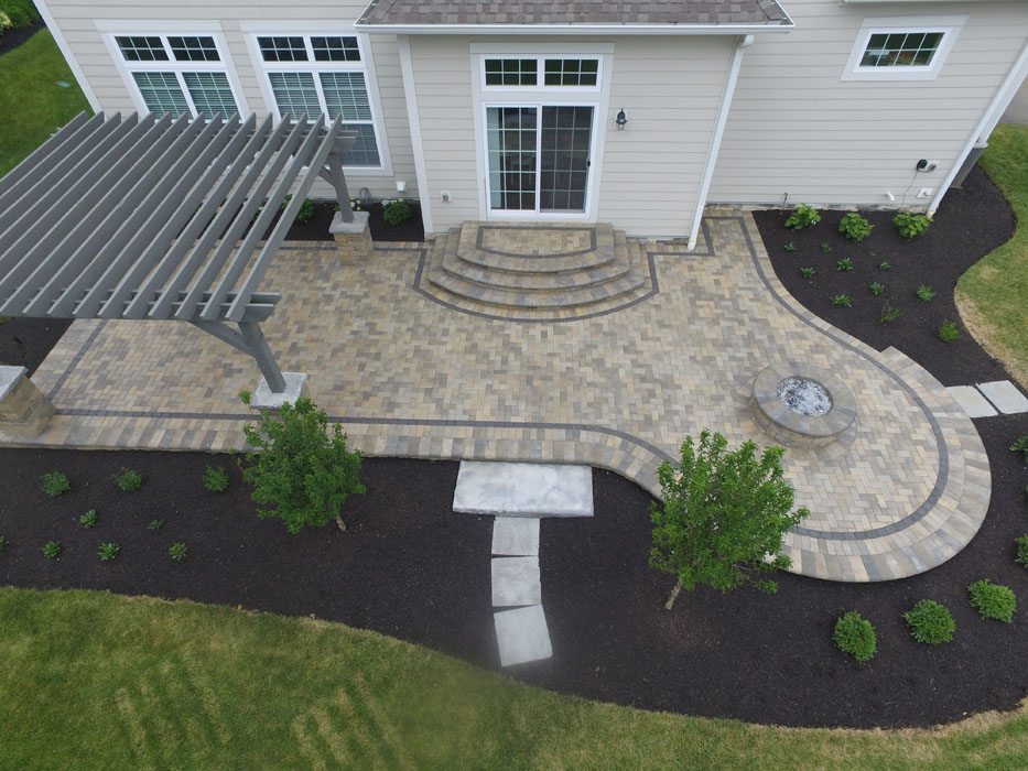 Thorn Paver Patio