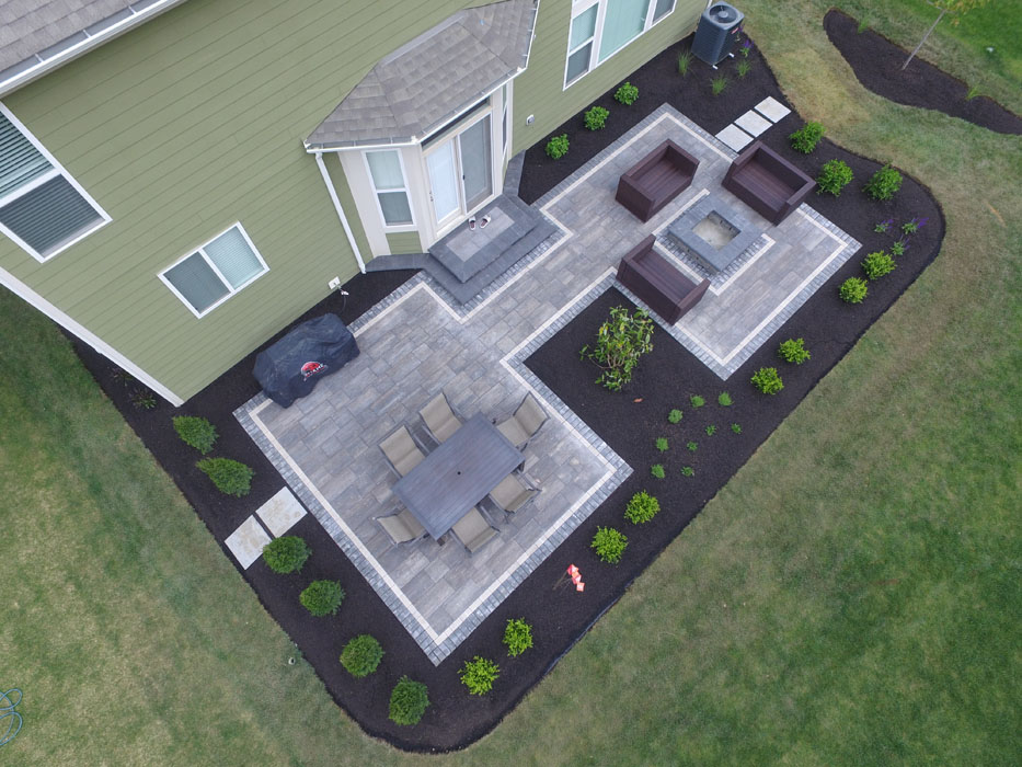 Vogel Paver Patio