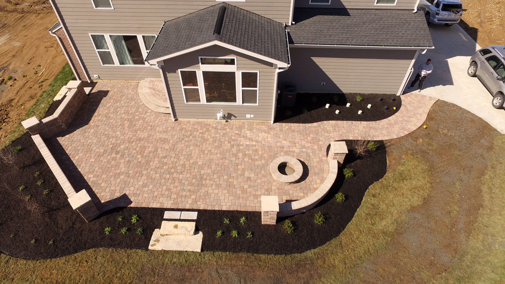 Warren Custom Patio