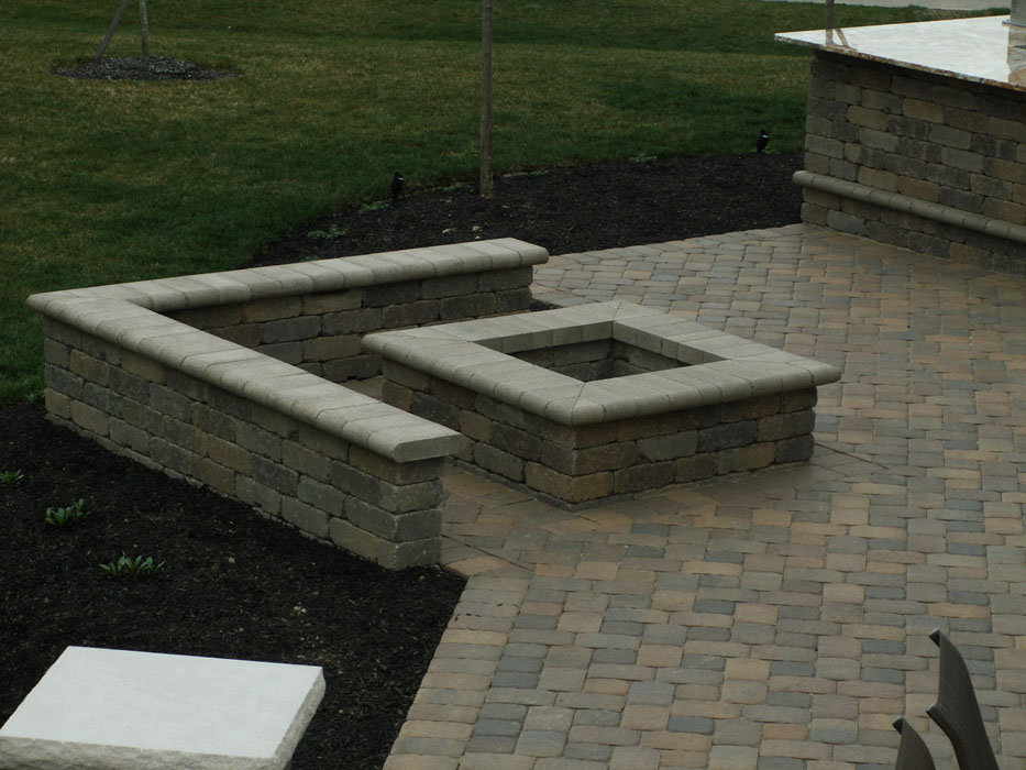 Grogg Square Fire Pit