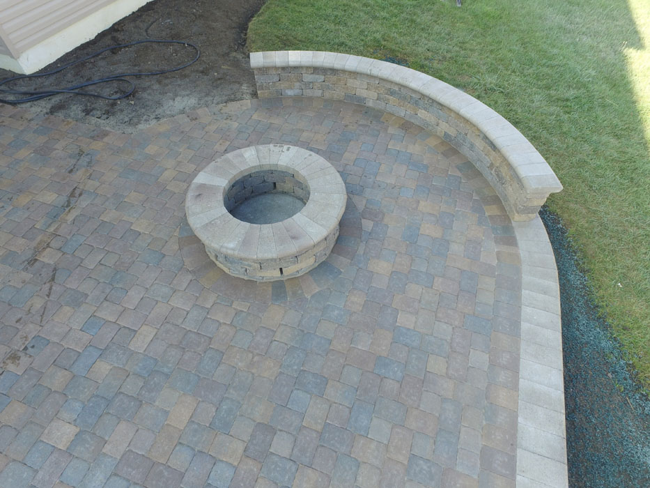 Burlingame 4-foot Fire Pit