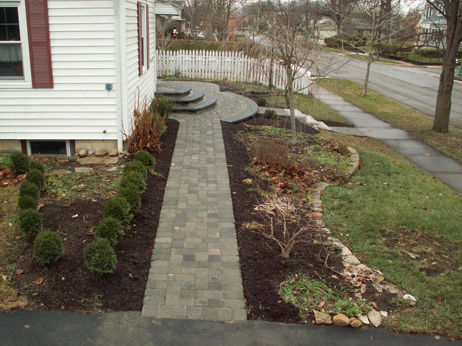 Kukla Front Walkway