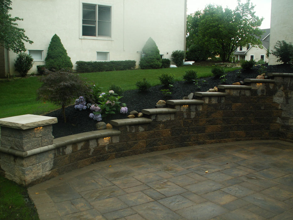 Tope Tapered Retaining Wall