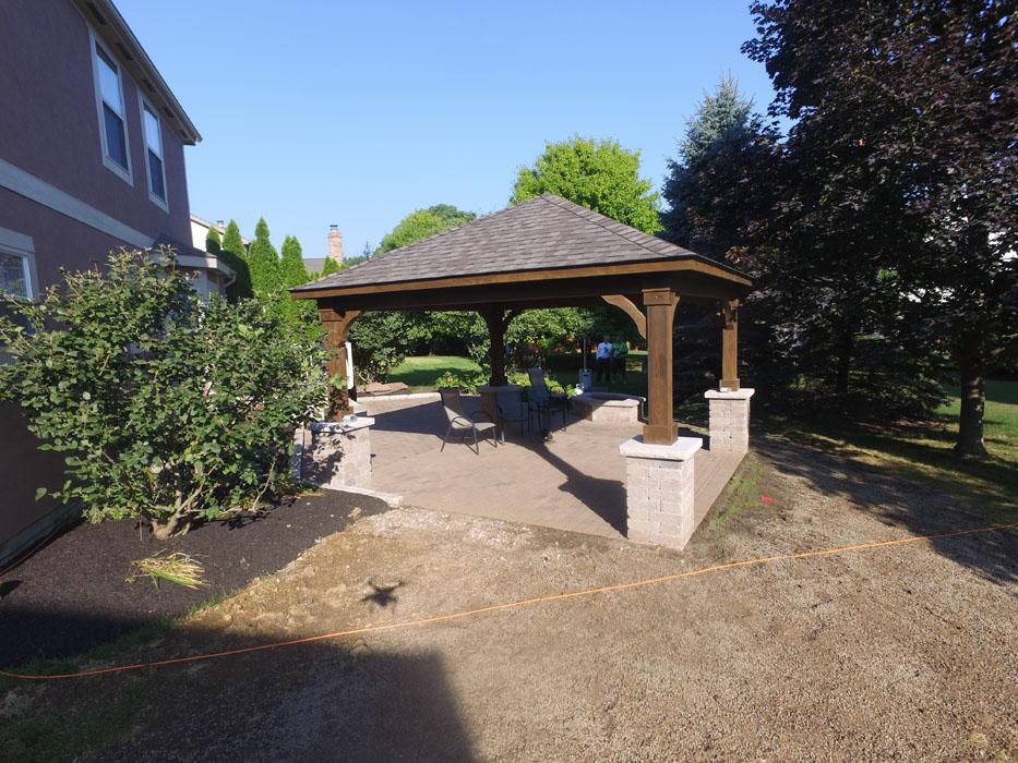 Messer Custom Pavilion
