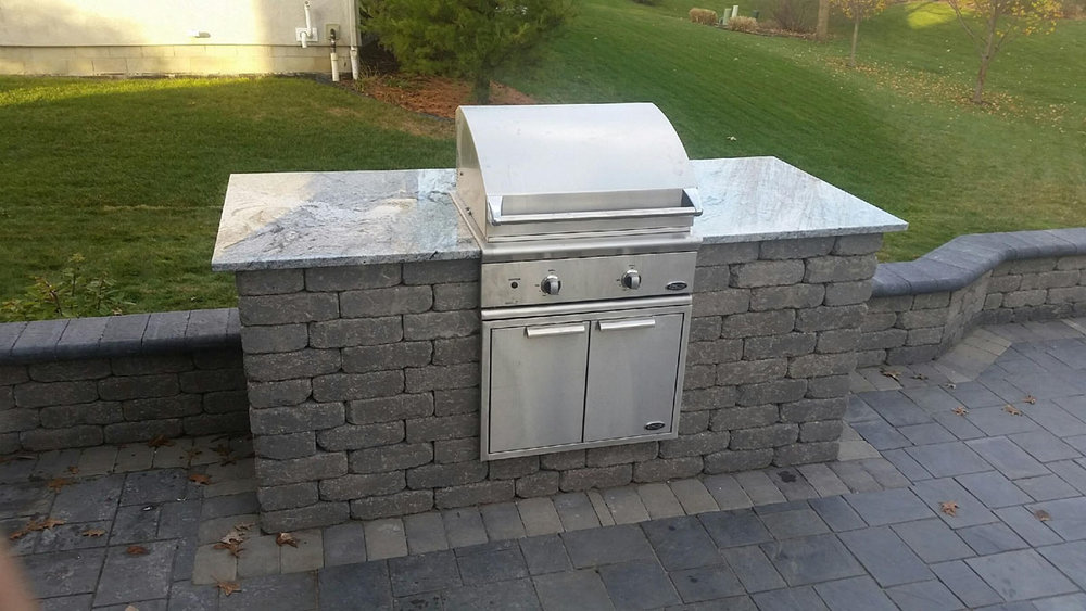 Standard Built-In Grill