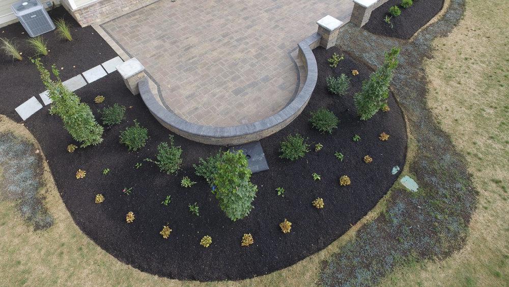 Hennigan Landscape Planting