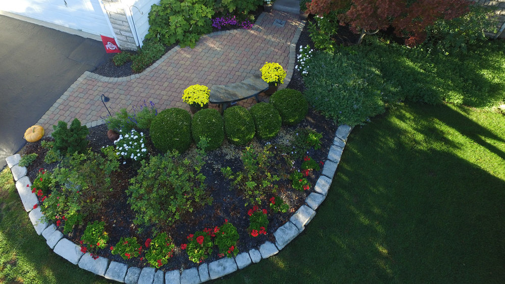 Horsefield Front Plantings