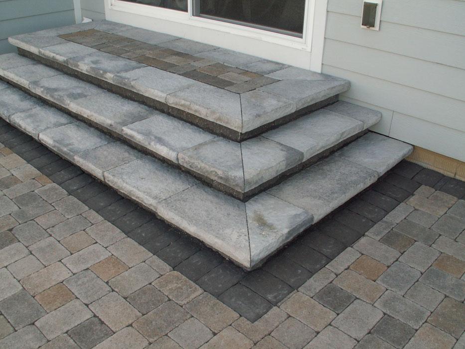 Vulic Cornered Steps