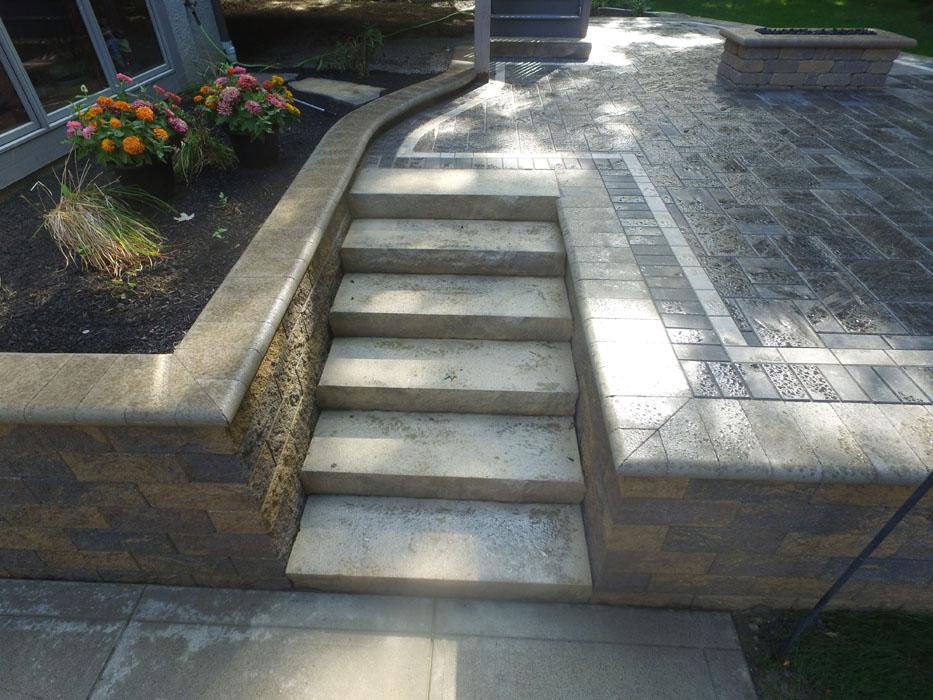 Barnhart Olen Bluff Slab Steps