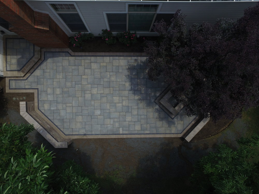 Brandyberry Blacklick Paver Patio