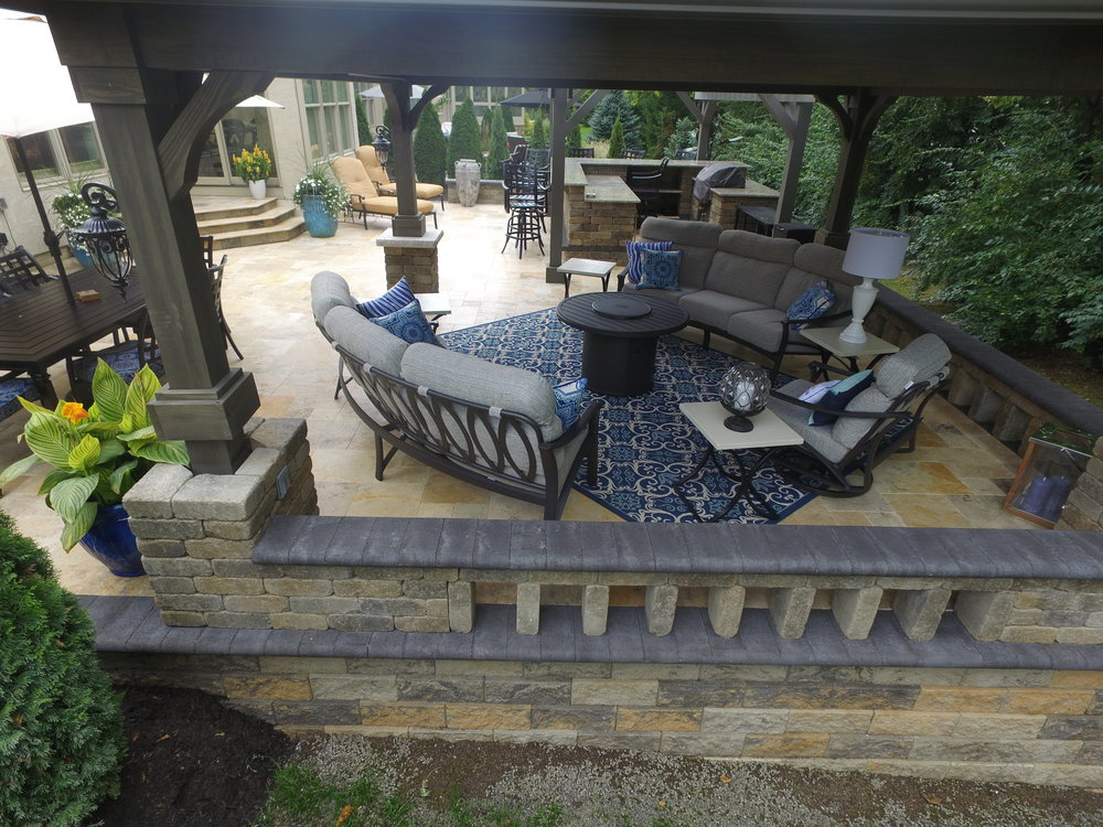 Paver Patios, Outdoor Kitchens, Landscape Planting And More; We Bring  Decades Of Experience To Your Next Outdoor Project.