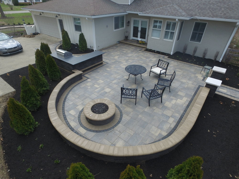 Elsass New Albany Patio