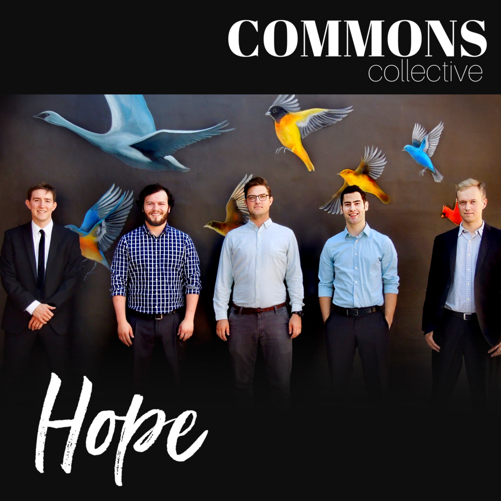 HOPE - Commons Collective2018, self-released