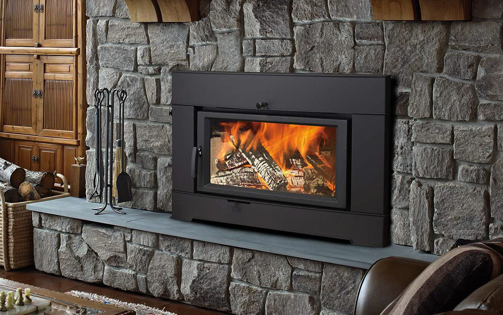 Fireplace Design fireplace wood stove inserts : Wood Inserts — Fullmer & Sons Heating, Cooling & Fireplaces, Inc.