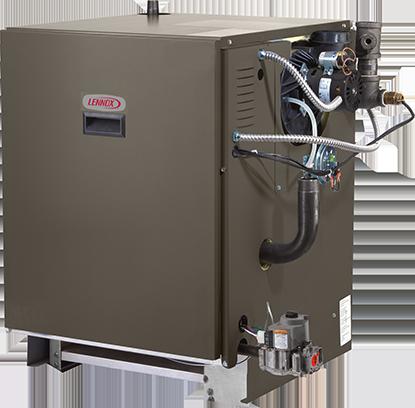 Lennox GWB8-IE: Gas-Fired Water Boiler
