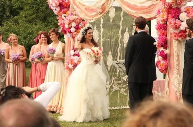 Hamtpon Wedding
