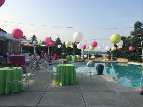 Skaneatles Lake Birthday Party