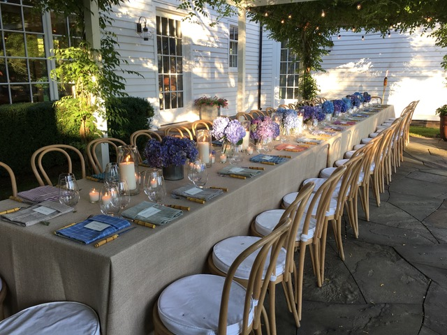 Summer Party in the Hamptons