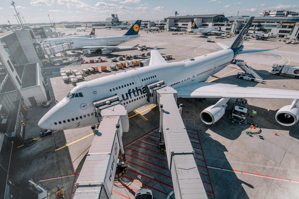 Thyssenkrupp x Lufthansa