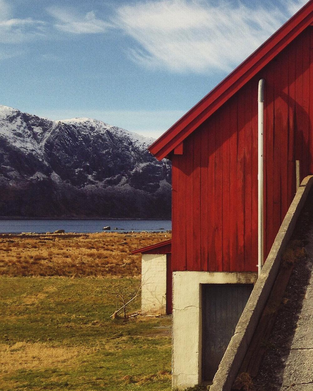 Giske - Norway / Mobilfotografi - Marco Villlabrille