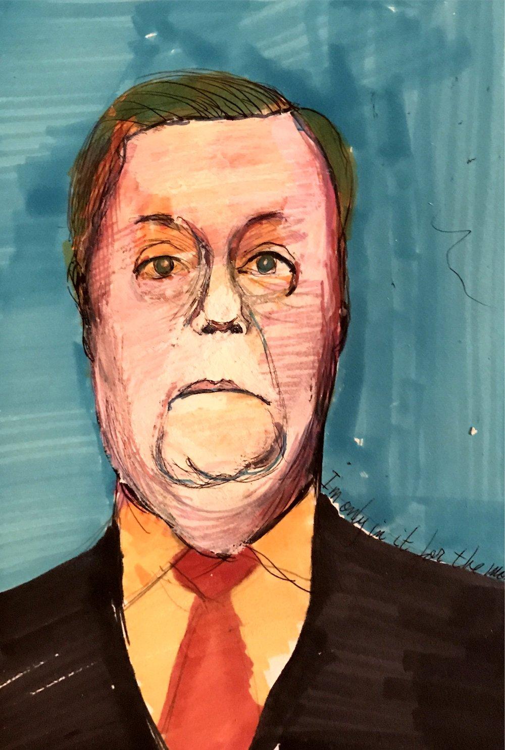 Spineless Graham