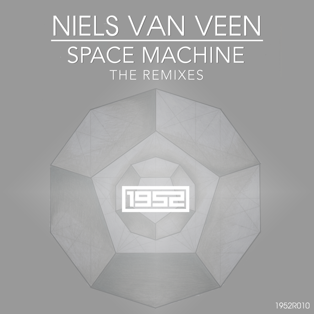 Alternate artwork for: Space Machine (The Remixes)