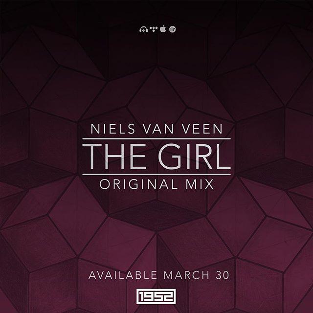Tomorrow. #TheGirl @djnielsvanveen